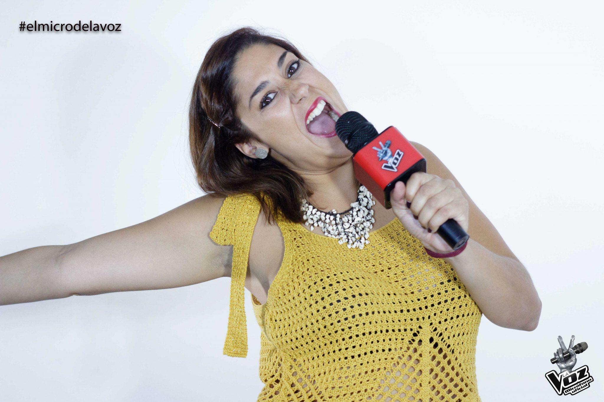 Aprende a cantar con el micrófono de La Voz de Antena 3