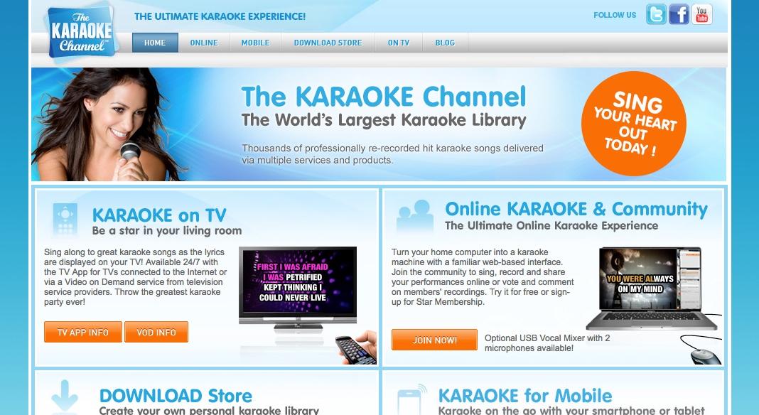 The Karaoke Channel | Una gran comunidad con canciones para el micro de La Voz